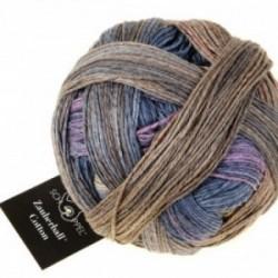 Schoppel Zauberball Cotton 2370 Geländegewinn