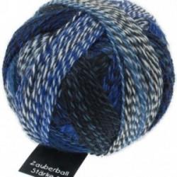 Schoppel Zauberball Stärke 6 2099 Pause in Blau