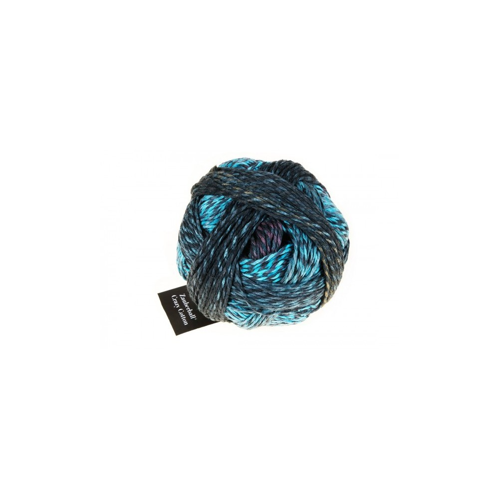 Schoppel Zauberball Cotton 2368 Maskenzauber