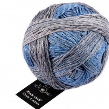 Schoppel Zauberball Cotton 2390 Meer und mehr