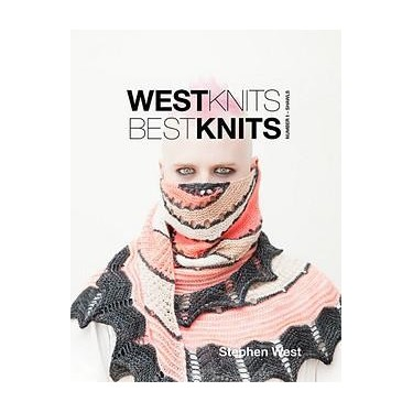 Stephen West - Westknits Bestknits 1 Shawls