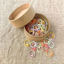 Cocoknits - Colored Split Ring Markers