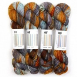 Hedgehog Fibres Sock Yarn Brigid