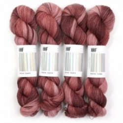 Hedgehog Fibres Sock Yarn Rosewood