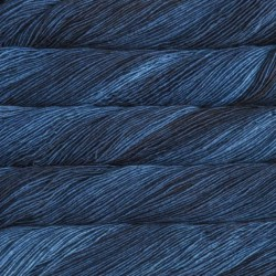 malabrigo Mechita 150 Azul Profundo