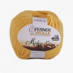 Ferner Merino 120 - 405 gelb