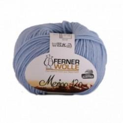 Ferner Merino 120 - 414 bleu