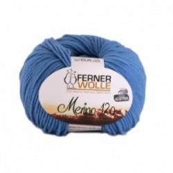 Ferner Merino 120 - 416 mittelblau