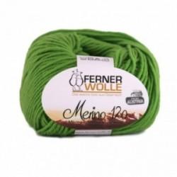 Ferner Merino 120 - 420 hellgrün