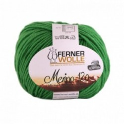 Ferner Merino 120 - 421 froschgrün