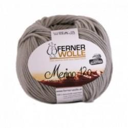 Ferner Merino 120 - 424 silber