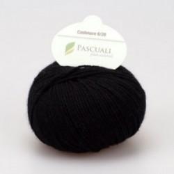 Pascuali Cashmere 6/28 516 schwarz
