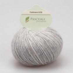 Pascuali Cashmere 6/28 518 Silbergrau