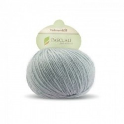 Pascuali Cashmere 6/28 607 graublau