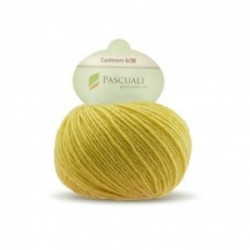 Pascuali Cashmere 6/28 683 ginstergelb