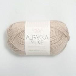 Sandnes Alpakka Silke 2521 altrosa