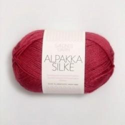 Sandnes Alpakka Silke 4327 rot