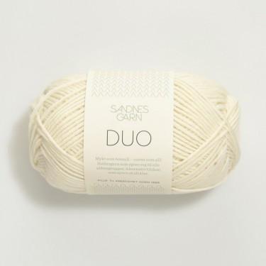 Sandnes Duo 1002 natur