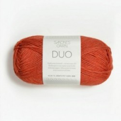 Sandnes Duo 3517 orange