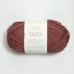 Sandnes Duo 4344 altrosa dunkel