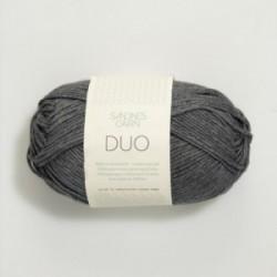 Sandnes Duo 5873 mittelgrau