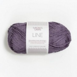 Sandnes Line 5052 violett