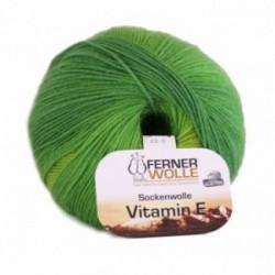 Ferner Sockenwolle Vitamin E - 323/20 apfelgrün