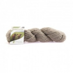 Pascuali Babyalpaca Los Andes 61 Mitteltaupe