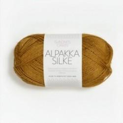 Sandnes Alpakka Silke 2135 gold