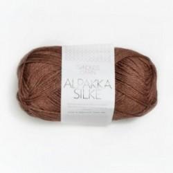 Sandnes Alpakka Silke 3062 braun