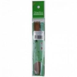 ChiaoGoo Premium Bamboo 3.5 mm (15 cm) Nadelspiel