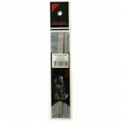 ChiaoGoo Premium Stainless Steel 2.0 mm  (15 cm) Nadelspiel
