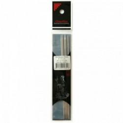 ChiaoGoo Premium Stainless Steel 2.25 mm (15 cm) Nadelspiel