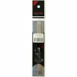 ChiaoGoo Premium Stainless Steel 2.75 mm (15 cm) Nadelspiel