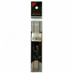 ChiaoGoo Premium Stainless Steel 3.5 mm (15 cm) Nadelspiel