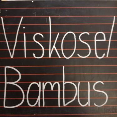 Maschenwerkstatt - Viskose/Bambus