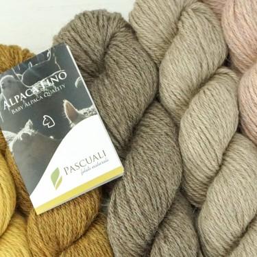 Maschenwerkstatt - Pascuali Alpaca Fino