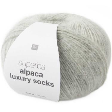 Maschenwerkstatt - Rico superba Alpaca Luxury Socks