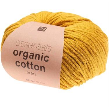 Maschenwerkstatt - essentials Organic Cotton aran