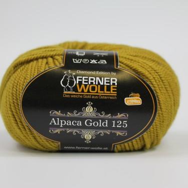 Maschenwerkstatt - Alpaca Gold 125