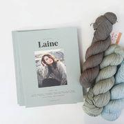 Ab heute gibt es das neue Laine 9 bei uns in der Maschenwerkstatt! --- @laine_magazine #laine #lainemagazine #laine9 #maschenwerkstattgraz #maschenwerkstatt #magazine #rosygreenwool #yarn #gots #wolle