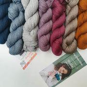 Heute erscheint die neue Melange-Farbpalette von @rosygreenwool Cheeky Merino Joy! Wir freuen uns, sie schon im Laden und im Web-Shop zu haben! Jede Farbe für sich ist wunderschön, aber wie wir es von Rosy Green Wool gewohnt sind, sind die Farben auch perfekt aufeinander abgestimmt und laden zum Kombinieren ein. --- #maschenwerkstattgraz #maschenwerkstatt #rosygreenwool #cheekymerinojoy #cheekymerinojoymelange #yarn #stricken #gots #knitstagram #knitting #knittersofinstagram
