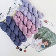 Zum ersten Mal gibt es Sonderfarben der Merino d'Arles von @rosygreenwool, natürlich auch in der Maschenwerkstatt offline und online! --- #maschenwerkstattgraz #maschenwerkstatt #rosygreenwool #merinodarles #merino #gots #wolle #sonderfarben #knitstagram #knitting #yarnlove