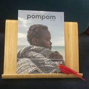 Druckfrisch bei uns im Geschäft!!! --- #maschenwerkstattgraz #maschenwerkstatt #pompomquarterly #pompom #pompommag #ppq30 #knitstagram #knitting #brandnew